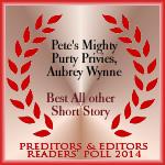 Pete's award