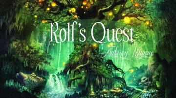 rolf'squest cover tree and title