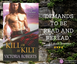 Kill or Be Kilt graphic
